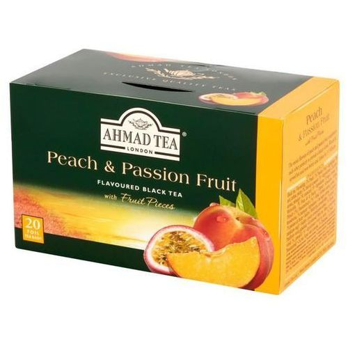 Ahmad tea Herbata eksp. op.20 kop. - peach p.fruit