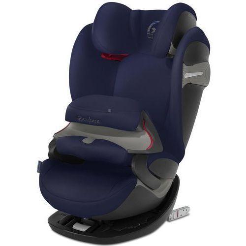 Cybex fotelik samochodowy pallas s-fix 2018, denim blue (4058511251554)