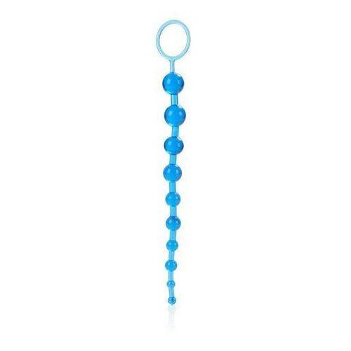 California exotic novelties Kulki analne x-10 niebieski | 100% dyskrecji | bezpieczne zakupy