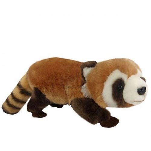 Pluszak zoo panda czerwona tropiąca 25 cm marki Beppe