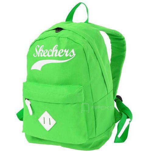 freeway plecak miejski - tablet - zielony marki Skechers