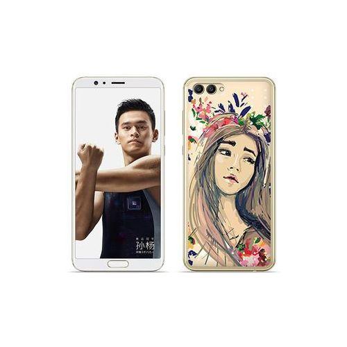 etuo Fantastic Case - Huawei Nova 2S - etui na telefon Fantastic Case - kolorowy wianek, kolor wielokolorowy