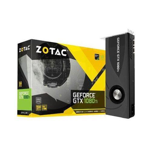 geforce gtx 1080 ti blower 11gb gddr5x 352 bit - produkt w magazynie - szybka wysyłka! marki Zotac