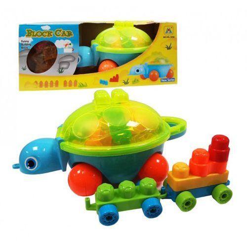 Zabawka SWEDE Żółw Z Klockami