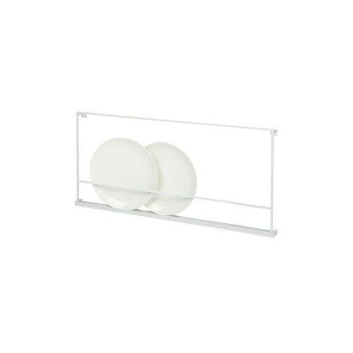 Półka na talerze WOOOD - biała (8714713061334)