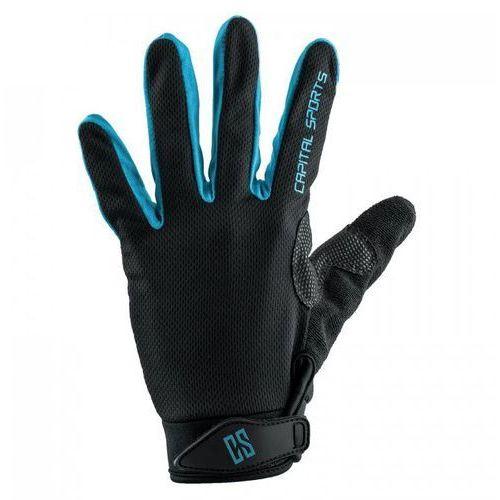 Nice touch xl rękawice sportowe rękawice treningowe xl imiacja skóry marki Capital sports
