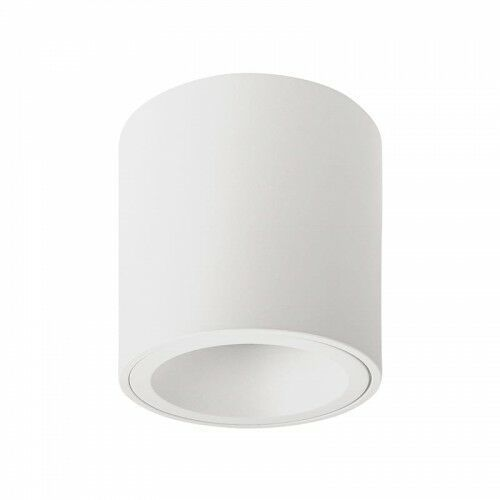 CROSTI PERO RO TUBE Biała GU10 wys. 9,5cm. Home&Decor Downlight OXYLED 459130, 459130
