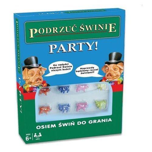 Gra podrzuć świnie - party! marki Winning moves