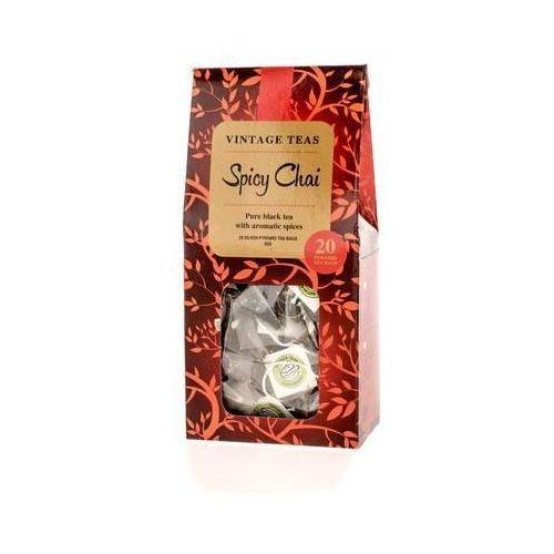 Vintage teas  spicy chai - 20 torebek 2,5g