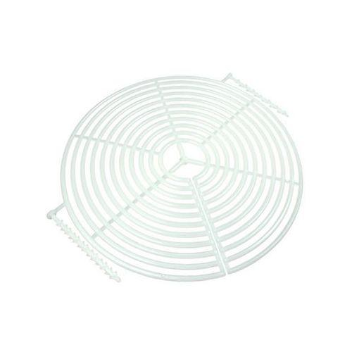 Osłona zabezpieczenie doniczki regulowane 5-25cm - biały (2501234507689)