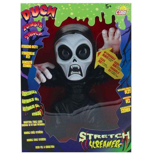 Stretch Screamer Figurka Duch | Krzyczy, Mówi, Świecące Oczy