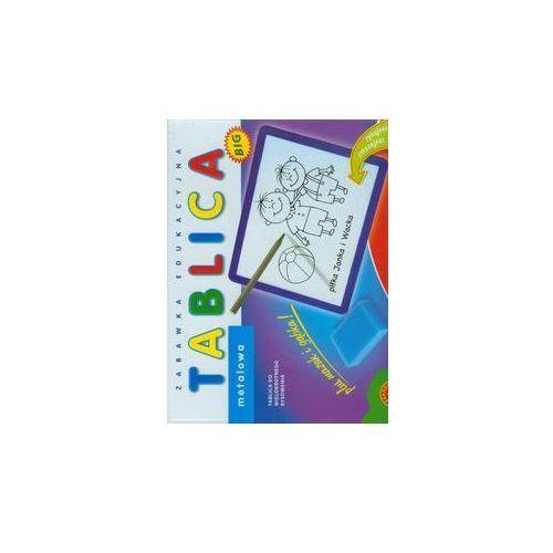 OKAZJA - Tablica edukacyjna. Darmowy odbiór w niemal 100 księgarniach!