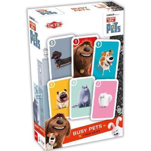 Sekretne Życie Zwierzaków Busy Pets gra karciana (6416739540191)