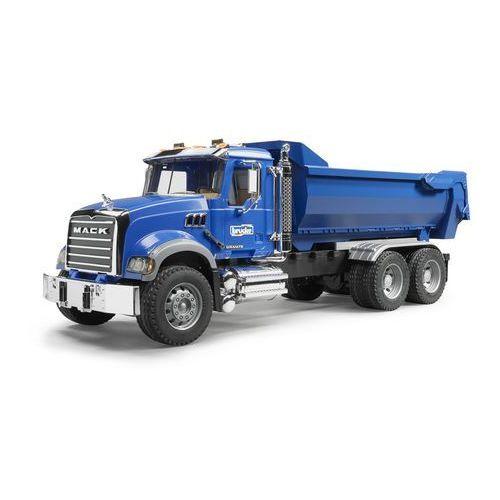 MACK Ciężarówka z wywrotką Bruder 02823, BR02823