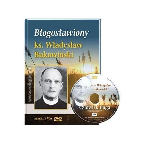 Błogosławiony ks. Władysław Bukowiński. Książeczka z filmem DVD (32 str.)