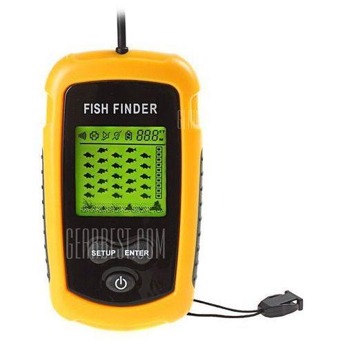 Jl - 88 wired sonar sensor fish finder with lcd display marki Gearbest