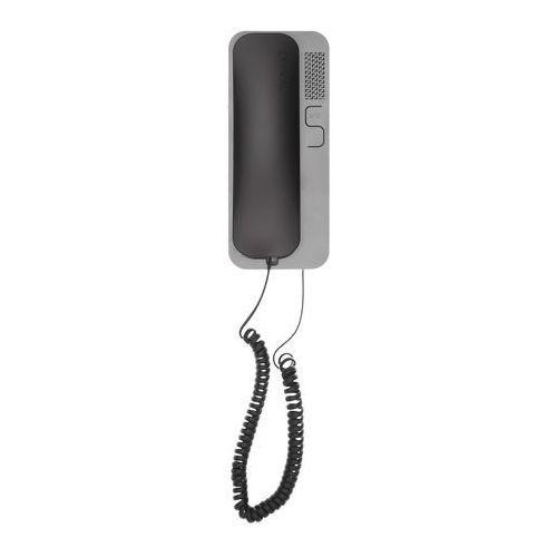 Cyfral Unifon domof. analogowy 4,5,6 żyłowy, czarno-szary, smart5p/cz-sz (5905669169059)