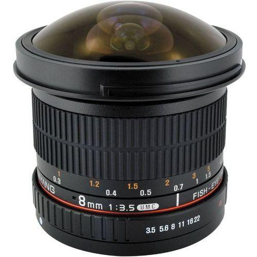 Samyang 8mm f/3.5 UMC Fisheye CS II Fujifilm X
