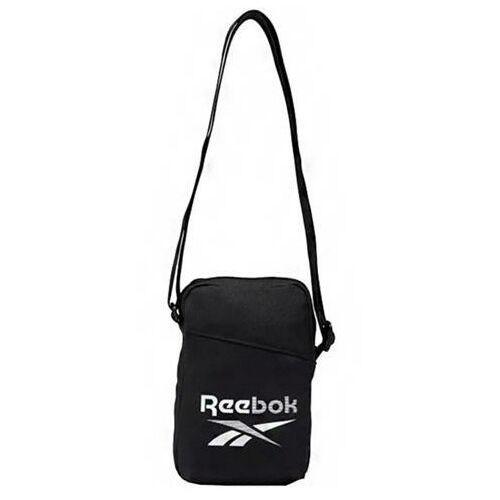 Torebka Reebok Training Essentials City Bag czarna FL5122 (4051043899812)