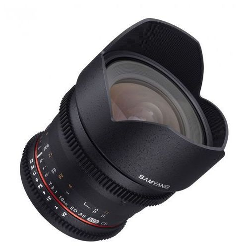 Samyang 10 mm t3.1 vdslr obiektyw mocowanie pentax (8809298881276)