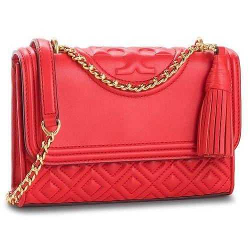 Torebka TORY BURCH - Small Convertible Shoulder Bag 43834 Brilliant Red 612