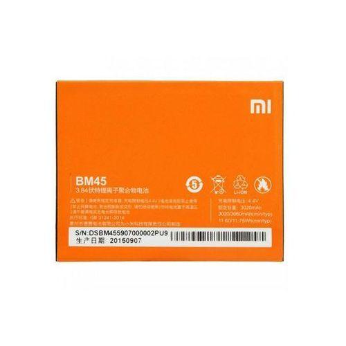 Bateria bm45 redmi note 2 3020mah izimarket.pl marki Xiaomi