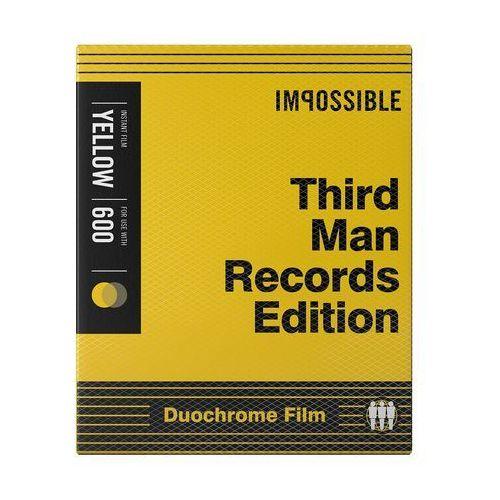Impossible 600 Black&Yellow Third Man Records (4158) Darmowy odbiór w 21 miastach!, 4158