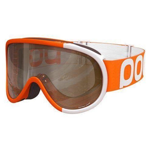 POC gogle narciarskie dla dorosłych unisex Retina Comp, pomarańczowa, jeden rozmiar, 40104_1205_One size