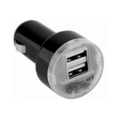 Ładowarka samochodowa 12v / 24v - 2x usb 2a light adapter marki Bluestar