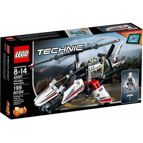 Lego Technic ultra lekki helikopter