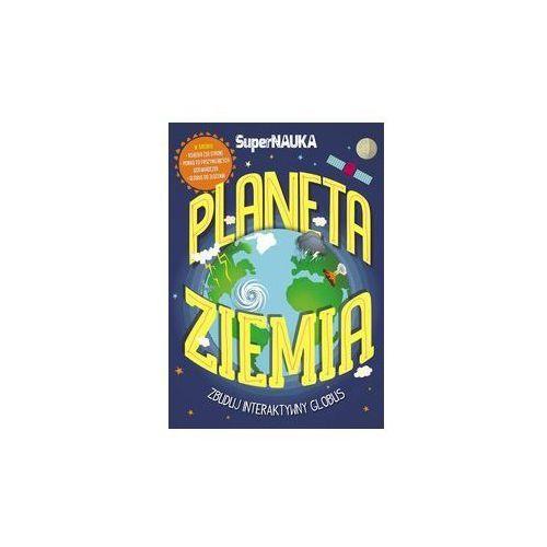 Planeta Ziemia, oprawa twarda