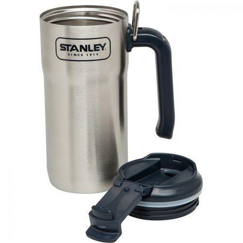 Kubek termiczny Stanley 10-01901-001, Pojemność: 473 ml, 330 g, Kolor: stali szlachetnej, Adventure Mug 473 ml