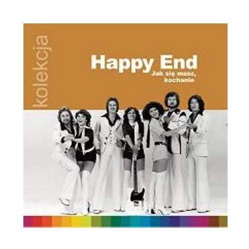 Złota kolekcja: Jak się masz, kochanie (CD) - Happy End Zbyszek i Danusia OD 24,99zł DARMOWA DOSTAWA KIOSK RUCHU (5099990828928)