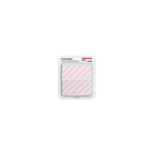 New 3DS Cover Plate Pink Mix