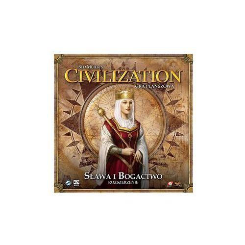 Fantasy flight games Sid meier's civilization: sława i bogactwo (9781616611880)