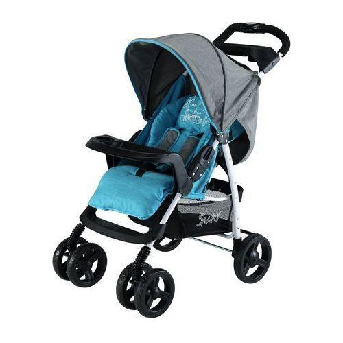 Smiki, Chill, wózek spacerowy, Turquoise z kategorii Wózki spacerowe