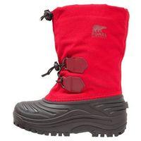 Sorel SUPER TROOPER Śniegowce bright red/red element (0190540711952)