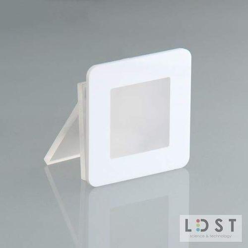 Ldst oprawa led diana 9led 230v 1,2w di-01-ss-bc9 - autoryzowany partner ldst, automatyczne rabaty.