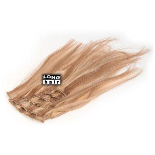 Włosy na ringach - Kolor: #618/27 baleyage - 20 pasm, 7784