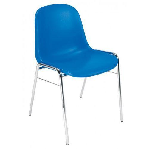 Krzesło beta - do poczekalni i sal konferencyjnych, konferencyjne, na nogach, stacjonarne marki Nowy styl