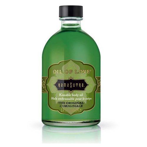 Jadalny rozgrzewający olejek do ciała - Kama Sutra Oil of Love Klasyczny, towar z kategorii: Pozostała erotyka