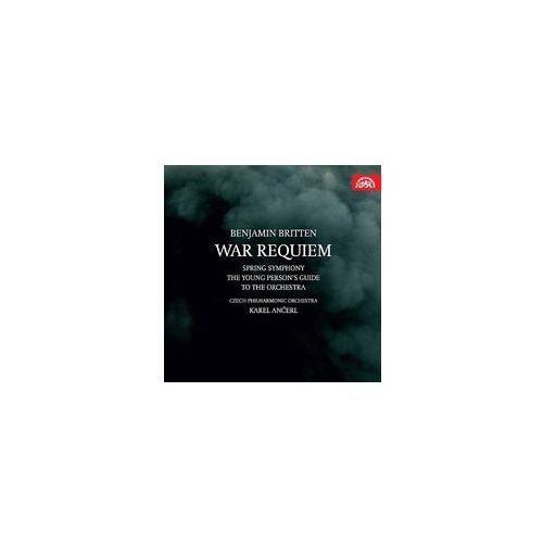 Benjamin Britten: War Requiem, Spring Symphony, The Young Person´s Guide To The Orchestra (0099925413521)