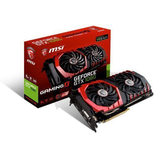 MSI GeForce Cuda GTX 1080 8GB DDR5 256bit