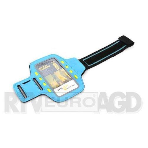 Platinet Sport LED Armband 43706 (niebieski) (5907595437066)