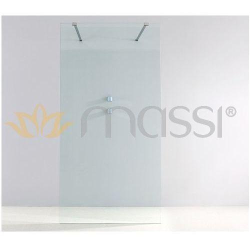 Massi Walk-In ścianka prysznicowa 140 cm walk-in szkło przezroczyste MSKP-FA1020-140 (5902706783940)