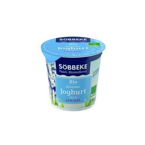 JOGURT NATURALNY 1,5% BIO 150 g - SOBBEKE (4008471503040)