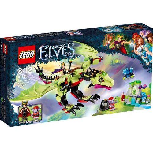 41183 ZŁY SMOK KRÓLA GOBLINÓW (The Goblin King's Evil Dragon) KLOCKI LEGO ELVES wyprzedaż