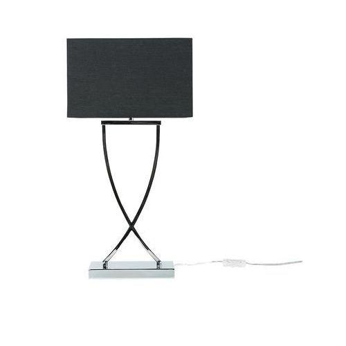 Lampa biurowa czarna - stołowa - nocna - gabinetowa - YASUNI
