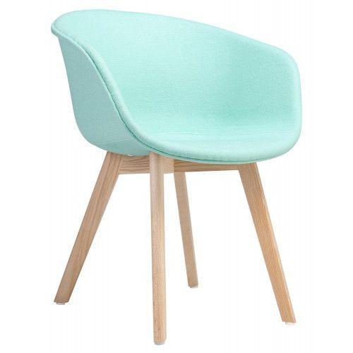 Krzesło stay soft miętowe marki Kh