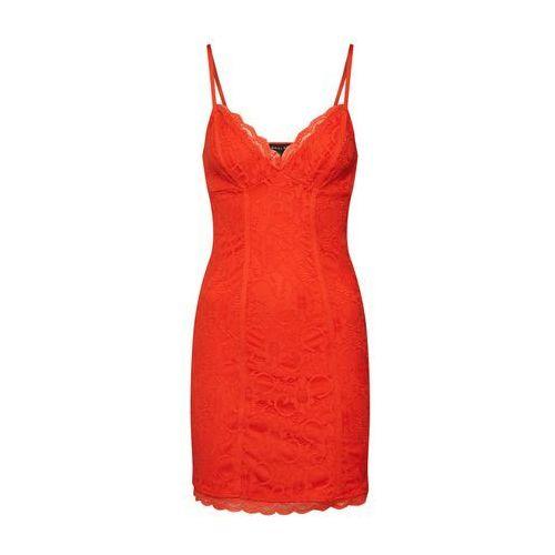 NEW LOOK Sukienka czerwony (5045591713941)